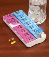 Twice-A-Day Pill Minder