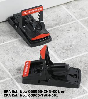 Simple Set Mouse Traps - Set of 2