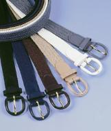 Braided Stretch Belts - Each