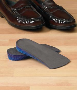 Height Plus Comfort Heel Cushions