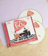 Number One Hits of the '50s - 2-CD Set