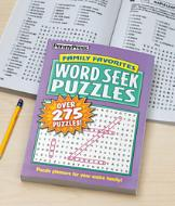 Word Seek Puzzle Book