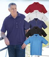 Men's Pocket Polo - Each