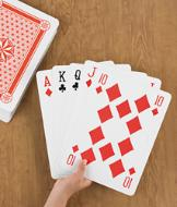 Jumbo Playing Cards - The 54-Card Deck