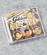 Golden Hits of the '50s and '60s - 2-CD Set