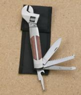 Wrench Multi-Tool with Pouch