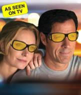 Night Sight Polarized HD Driving Glasses
