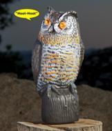 Solar Garden Hooty Owl