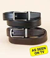 Comfort Click Belt - Black