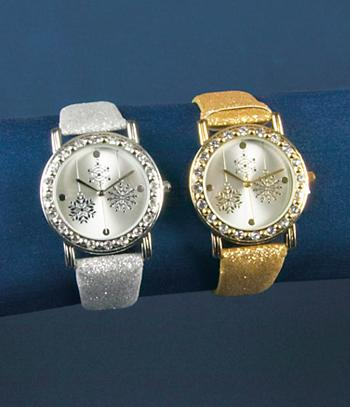 Holiday Snowflake Watch - Each