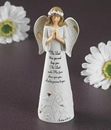 Lord Bless Angel Figurine