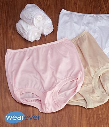 Wearever Women's Cotton Briefs