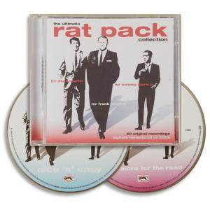 The Ultimate Rat Pack Collection - 2-CD Set