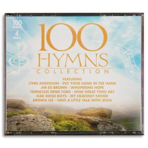 100 Hymns Collection - 4-CD Set