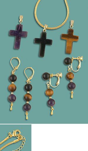 Interchangeable Cross Pendant