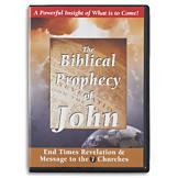 The Biblical Prophecy of John DVD