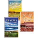 Prayers God Always Answers Books - Set of 3