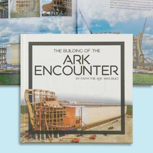 The Building of the Ark Encounter Book