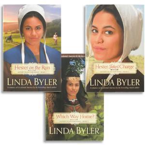 Hester on the Run - Linda Byler