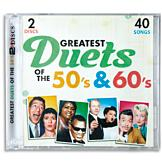Greatest Duets of the 50's and 60's - 2-CD Set