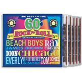 The Best of the 60's - 5-CD Set