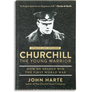 Churchill The Young Warrior - John Harte