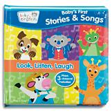 Baby's First Stories and Songs Interactive Book
