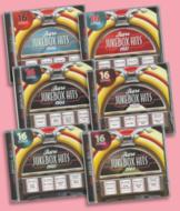 Jukebox Hits CD - Each