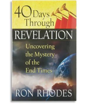 40 Days Through Revelation - Ron Rhodes