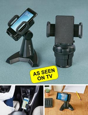 Cup Call Hands-Free Phone Cradle