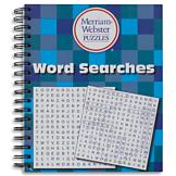 Merriam-Webster Word Searches Book