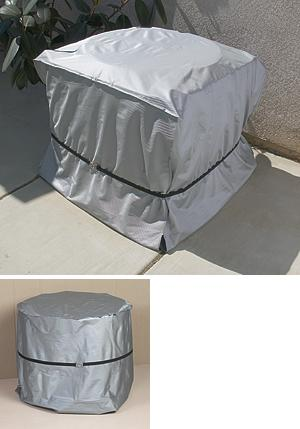 Air Conditioner Outside Shade Cover For Central Air Units