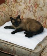 Comfy Electrostatic Polyester Cat Mat