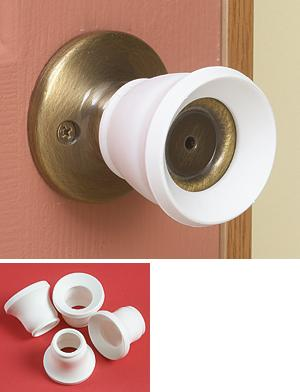 Bootee™ Stretch Rubber Doorknob Covers