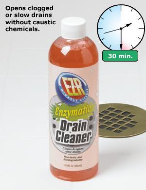 EZR Enzymatic Drain Cleaner