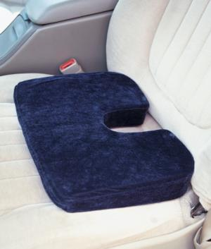 wedge shaped seat cushion auto travel auto make life easier
