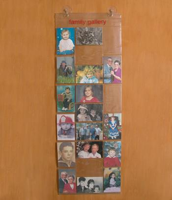 Family Gallery Photo Holder