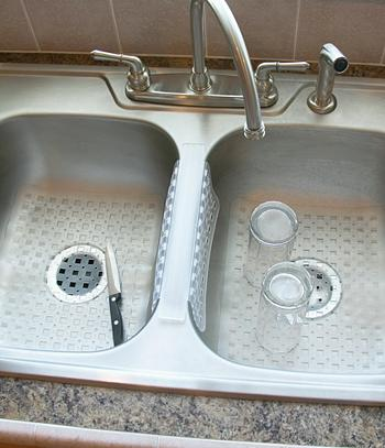 Kitchen Sink Mats Sink mats befon for 39 sink mats only 12 9 whatever color your kitchen sink our clear mats workwithnaturefo
