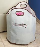 Stand-Up Laundry Bag