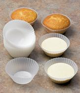 Silicone Muffin Cups - Set of 24