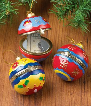 Hinged Christmas Ornament