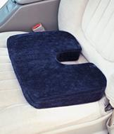 Wedge-Shape Seat Cushion