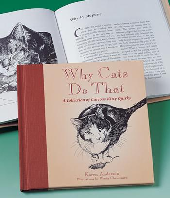 Why Cats Do That Book