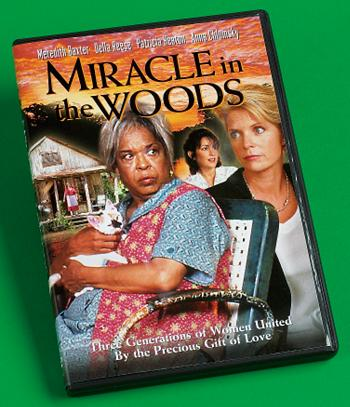 Miracle in the Woods DVD