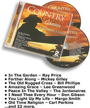 Country Gospel - 2-CD Set