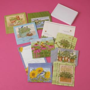 Jane Shasky Birthday Cards - Set of 32