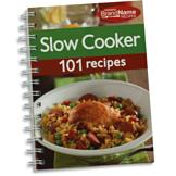 Slow Cooker 101 Recipes Book