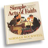 Simple Acts of Faith - Norman Rockwell