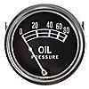 ABC005 - Universal Oil Pressure Gauge (