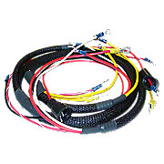 ford n wiring harness at steiner tractor parts